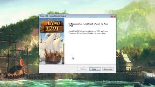 GDPC: Anno 1701 auf Windows Vista + 7 + 8 spielen (32 Bit-Version und 64 Bit-Version)