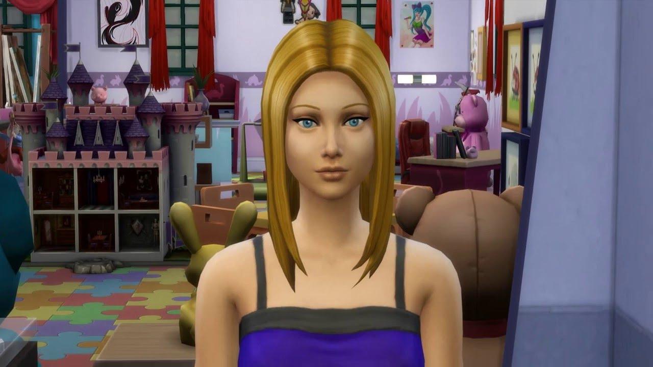 Sims Challenge Deutsch