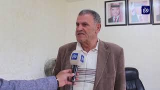 شكاوى من تردي حالة طرقات قضاء الجنيد في عجلون (17-4-2019)