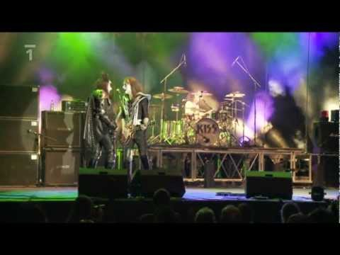 Czech Television - Kiss Forever Band (aired August 20, 2012)