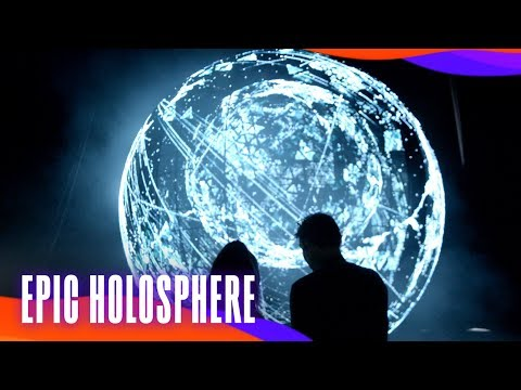 Eric Prydz's 5-ton Holosphere shows the ambitious future of concert tech