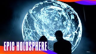 An exclusive look at Eric Prydz's 5-ton LED Holosphere