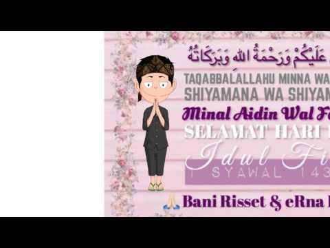 Selamat Hari Raya Idul Fitri 1438H - banirisset