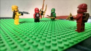 Video LEGO Power Rangers Ninjago ep 1: A primeira batalha download MP3, 3GP, MP4, WEBM, AVI, FLV Agustus 2018