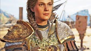 Assassin's Creed Odyssey #76: Kassandra tem um Filho! (DLC)