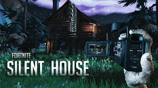 SILENT HOUSE - FORTNITE Horror Film FPS
