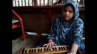 oru pushpam mathram in harmonium