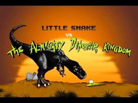 Little Snake vs The Almighty Dinosaur Kingdom Gameplay Trailer