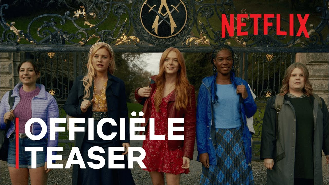 Live-action Winx Club komt naar Netflix België op 22 januari 2021