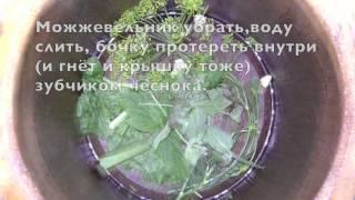 Огурцы соленые в бочке - Рецепты Fornello.ru