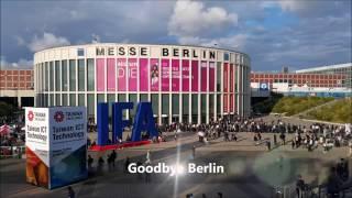 IFA 2016, Berlin, Germany / Trade show / Exhibition