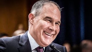 Judge Rules That Scott Pruitt Is Bad For Your Health