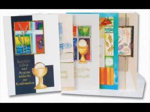 Einladung Für Kommunion   Konfirmation Nach Vorlage Selbst Gestalten. Texte  Für Einladungskarten