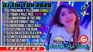 Download Dj Tik Tok Terbaru 2020 x Dj Pokemon x Dusk Till Dawn x Saranghae x Pale Pale Full Album Remix 2020