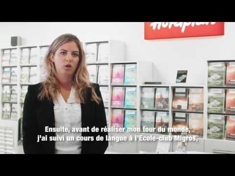 Jasmin Willi, Responsable de l'agence Hotelplan Uster