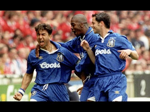 Chelsea F.C. The Road to Wembley 1997