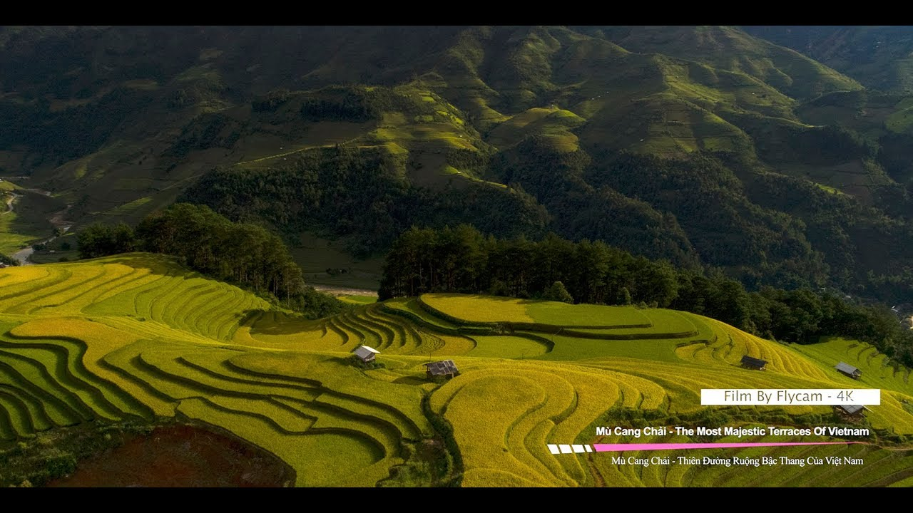 Mu Cang Chai - The Most Majestic Terraces Of Vietnam