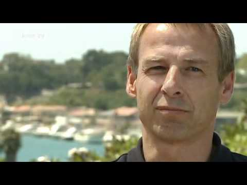 Jürgen Klinsmann, Coach of U.S. Soccer Team | Journal Interview