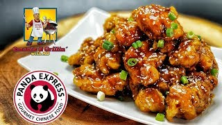 Orange Chicken - Just Like Panda Express!