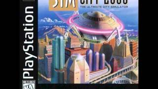 SimCity 2000 (1995) PSX Soundtrack