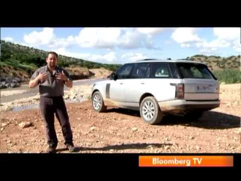New 2013 Land Rover Range rover review and drive by Autocar India