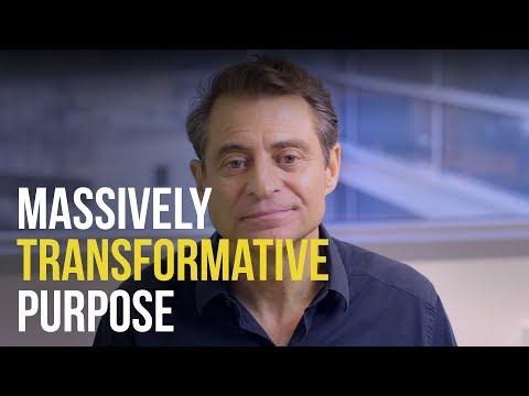 Massively Transformative Purpose (MTP)