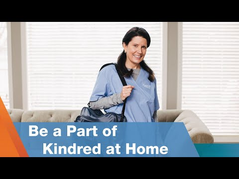 Careers in Home Care | Kindred at Home