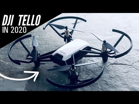 DJI Tello Drone | Unboxing and Review | 2020