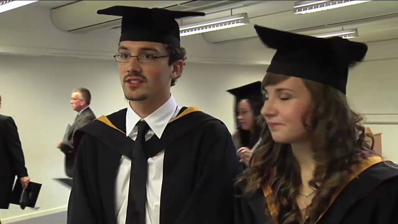 University of Wolverhampton Graduation 2010 - YouTube