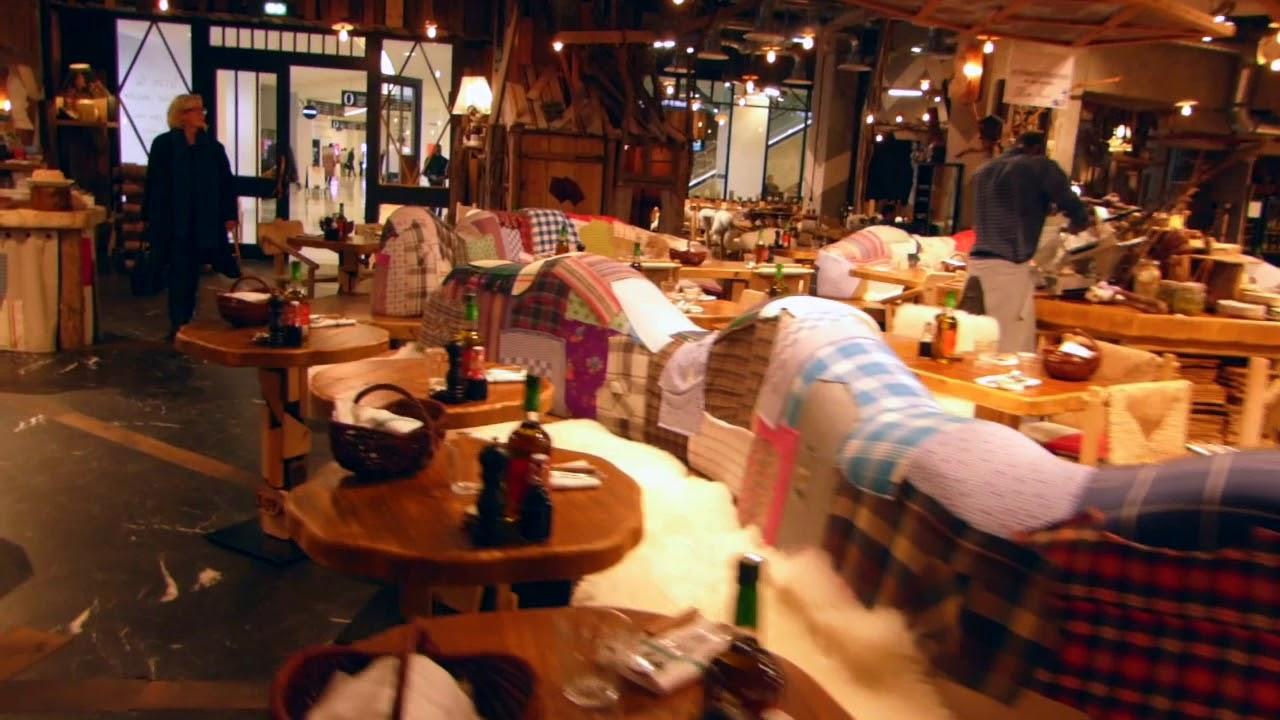 restaurant rural de marc veyrat youtube. Black Bedroom Furniture Sets. Home Design Ideas