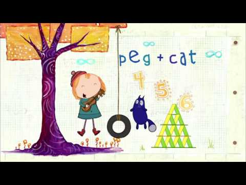 Peg + Cat Theme Song In Reverse