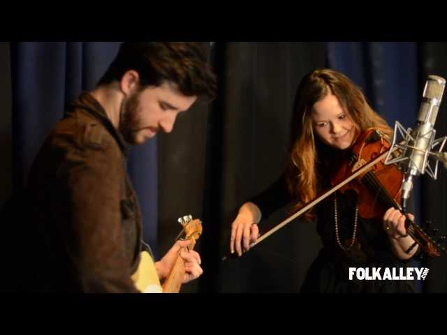 "Folk Alley Sessions: The Stacks - ""How Can A Poor Man Stand Such Times and Live?"""