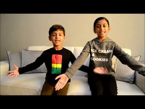 Eshal and Ashaz Introduction Video