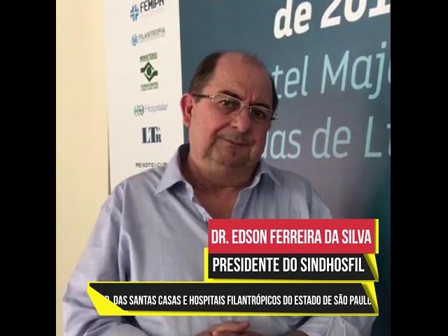 Itamar Borges é defensor das Santas Casas e Hospitais Filantrópicos