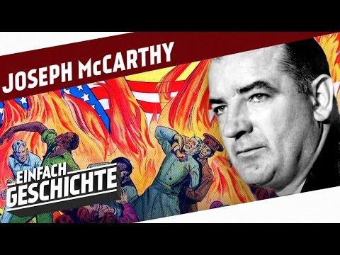 Der Kommunisten-Jäger Joseph McCarthy l DER KALTE KRIEG