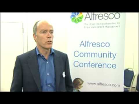 What is Alfresco? (60 seconds with Alfresco Software CEO John Powell)