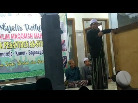 KH. Anwar Zahid & KH. Suratin (Guru KH. Anwar Zahid) #Part1 - Pengajian Rutin PP As-syafi'iyah