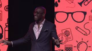 How I Overcame My Fear of Stuttering | LeRon Barton | TEDxWils…