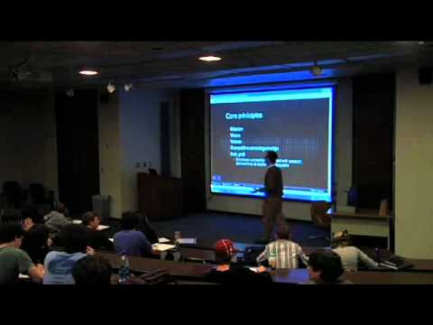 George Howard Music Industry Class - Intro to Business (8/18)