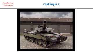 Type 88 vs Challenger 2, Tank specifications