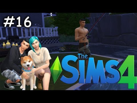 BIKIN KOLAM IKAN !!! - The Sims 4 Rags to Riches Indonesia S