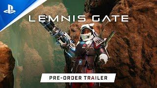 Lemnis Gate - Pre-Order Trailer | PS5, PS4
