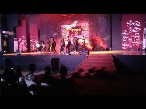 HIPHOP FT. BALLET (INTERNATIONAL DANCE 2K17)
