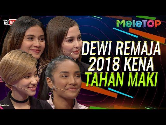 Nak jadi Dewi Remaja 2018 kena tahan maki | MeleTOP | Nabil & Neelofa