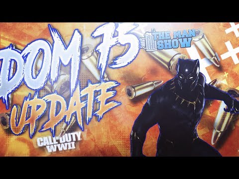 *NEW* DOMINATION 2xp DOM 75 Update (MANSHOW) You The Audience Control How Drunk We Get