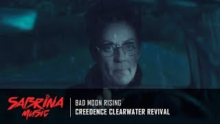 Creedence Clearwater Revival - Bad Moon Rising | Sabrina 1x01 Music [HD]