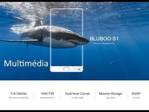 Bluboo S1 Multimedia en Fr