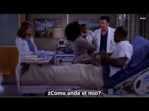 Meredith y Derek Part 11, Temp 6 (2/3) /...