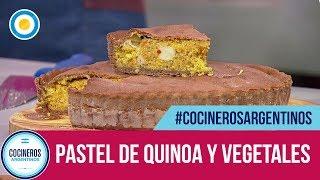 Exquisito pastel de quinoa y vegetales (2 de 2) - Cocineros Argentinos