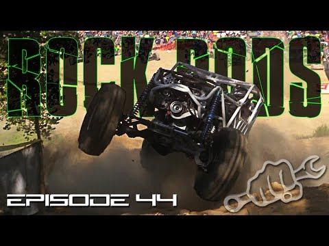 SRRS Rock Bouncers SEND IT at Rush - Rock Rods Episode 44